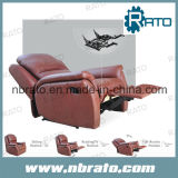 Одиночный ручной механизм Recliner стула мебели 4311