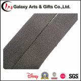 Cinghia di cotone su ordinazione del poliestere della tela di canapa dell'uomo di nuovo disegno dell'inarcamento del metallo