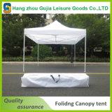 3*3m UV-Schutz, der bewegliches Pomotional bekanntmacht Kabinendach-Zelt faltet