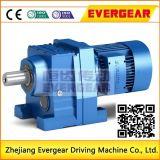 Motor del engranaje de la serie 220V de R/caja de engranajes de la reducción para el transportador
