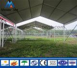 De duidelijke Tent van de Markttent van de Gebeurtenis van de Partij van het Huwelijk van het Frame van het Aluminium van de Spanwijdte met de Dekking van pvc