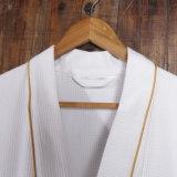 工場価格のカスタムロゴの男女兼用の100%年の綿のテリーのホテルの浴衣