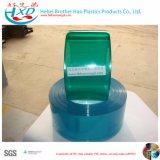 Color verde del PVC de la refrigeración de una temperatura más baja de la tira de la paz polar de la cortina