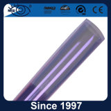 Película colorida brilhante do indicador do Chameleon do carro decorativo UV da redução