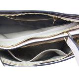 Seuls sacs à main de créateur de femmes de sac d'emballage de mémoire de sac de soirée de cuir véritable de modèle