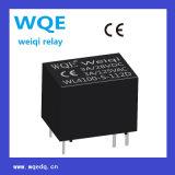 (WLF4100)ミニチュアサイズのコミュニケーションリードリレーAGゴールドメッキ接点広く使用するリレー