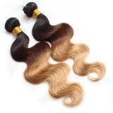 Cabelo 100% humano do Virgin profissional do fabricante do cabelo humano