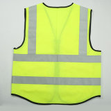 Veiligheid Eenvormige Workwear van de Slijtage van de Veiligheid van het Zicht van het Vest van de Veiligheid van de douane de Hoge