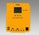 (HM-1260) Regulador solar de la carga de la pantalla de la fábrica 12V/24V60A PWM LCD de Guangzhou