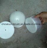 escova de nylon da arruela da limpeza do fio do branco de 200mm (YY-428)