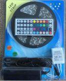 2017년 세륨 &RoHS&UL 승인되는 DC12V24V 110V 220V SMD 5050 LED 유연한 지구 IP68 14.4W 30 LED/M 60LED/M 120LED/M 빨간 노란 청록색 백색 온난한 백색
