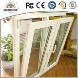 La fabrication de la Chine a personnalisé la vente directe de Windowss de spire d'inclinaison d'UPVC
