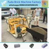 독일 기술 중국의 작은 유압 빈 벽돌 기계