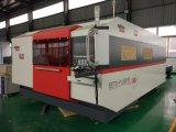 Faser-Laser-Ausschnitt-Maschine der Generation-750W Raycus mit doppeltem Tisch