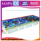 2015 heiße Verkaufs- für Indoor-Spielplatz mit Castle Design ( QL - 5116A )