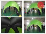 Tenda gonfiabile Shinning variopinta della tela incatramata di disegno per l'evento Tent1-011 della fiera commerciale di mostra