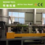 Máquina de granulagem da peletização da película plástica do desperdício dos sacos do PE do LDPE