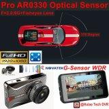 """Coche lleno DVR móvil de barato 3.0 """" HD1080p con el G-Sensor incorporado Ov2720 Cmos de la cámara mega de la CPU de Stk 2581 y del coche de 2.0, visión nocturna DVR-3003"""