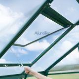 Starkes und haltbares grünes Aluminiumhaus