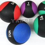 Новый конструированный запатентованный шарик микстуры Crossfit оборудования пригодности гимнастики резиновый мягкий