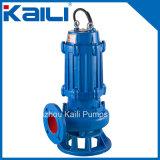 WQ 경쟁가격 4HP에 있는 비 막는 하수 오물 펌프 물 하수 오물 잠수할 수 있는 펌프