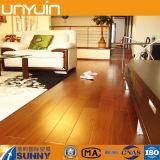 Плитки листа PVC пола зерна высокой ранга деревянные