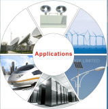 De Accu's van de Zonne-energie van het Fosfaat van het Ijzer van het lithium met Veilige BMS 48V 30ah