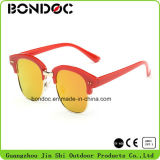 Lunettes de soleil de vente en gros de mode de lunettes de soleil en métal (JS-C038)
