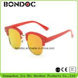 Metallsonnenbrille-Form-Großverkauf-Sonnenbrillen (JS-C038)