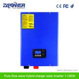 инвертор солнечного инвертора 1kw 2kw 3kw 4kw 5kw 6kw 8kw 10kw 12kw MPPT солнечный гибридный