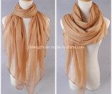 2017ほとんど方法普及したHijabのスカーフ100%のViscoseのスカーフ購入するべき絹のスカーフよりより多くの価値