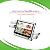 "4CH WiFi NVR integrierte 12 "" LCD den Monitor"