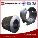 고품질 판금 제작 기계 부속품 거대한 철 원형 관에 의하여 냉각 압연되는 강철
