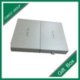 Aufbereiteter Pappkundenspezifischer Fach-Geschenk-Kasten