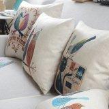 Валик оптового хлопка Linen изготовленный на заказ для крытого домашнего акцента декора