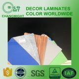 Плоское слоистый пластик, изготовляемый прессованием под высоком давлением (зерно HPL деревянное)