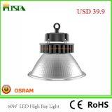 lumière élevée industrielle de compartiment de la lumière DEL de puce de 60W Osram DEL