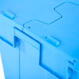 Gebruik van de Container van het plastic Geval het Plastic Logistische