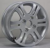 Популярное колесо алюминиевого сплава автомобиля 13 дюймов