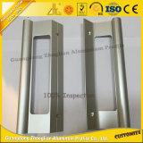 Profil en aluminium de découpage de commande numérique par ordinateur de haute précision avec l'aluminium de commande numérique par ordinateur