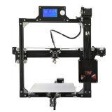 任意選択サイズの熱い販売LCD A2の金属フレームのデスクトップDIY 3DプリンターI3