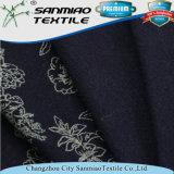 preço de fábrica da sarja de Nimes 180g por a tela de algodão do estilo de Jersey da jarda