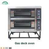 Gas-/Eletctic Plattform-Backen-Ofen-Kuchen-Backen-Ofen