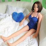 Ventes en gros plates de poupée d'amour de poitrine de silicones de poupée bon marché de sexe