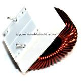 Choke inductor magnético con un titular de taza Bowl Bowl