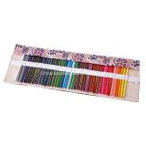 Sac de crayon de papeterie de supports de crayon lecteur d'école de trousse d'écolier de toile