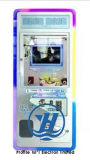 Nueva Rose máquina de juego azul de la venta de la garra del parque de atracciones de 2017 (ZJ-CGA-2)