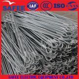 Acero galvanizado (acero del stirp, placa de acero, acero del ángulo)