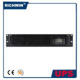 UPS en línea pura del montaje de estante de la onda de seno 1000va con la batería