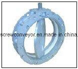 Válvula de borboleta de SD150mm Sicoma para o cimento. Pó
